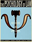 img - for The Psychology of Law: Integrations and Applications book / textbook / text book