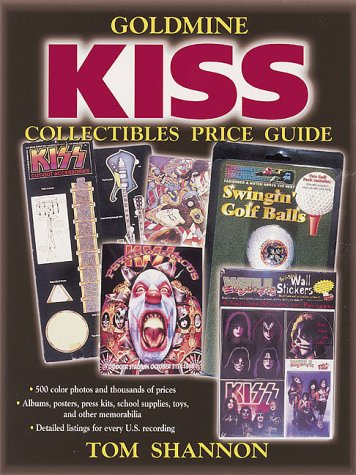 Goldmine Kiss Collectibles Price ()