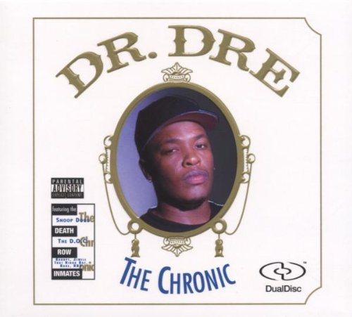 CD : Dr. Dre - The Chronic [Explicit Content] (Enhanced, Digipack Packaging)