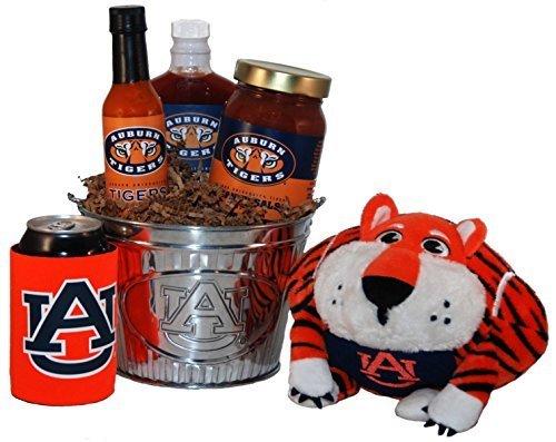 Auburn University Tailgate Grilling Gift Basket - Large