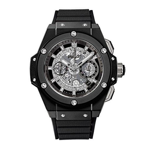 Hublot King Power UNICO Black Magic Men's Automatic Chronograph Watch - 701.CI.0170.RX