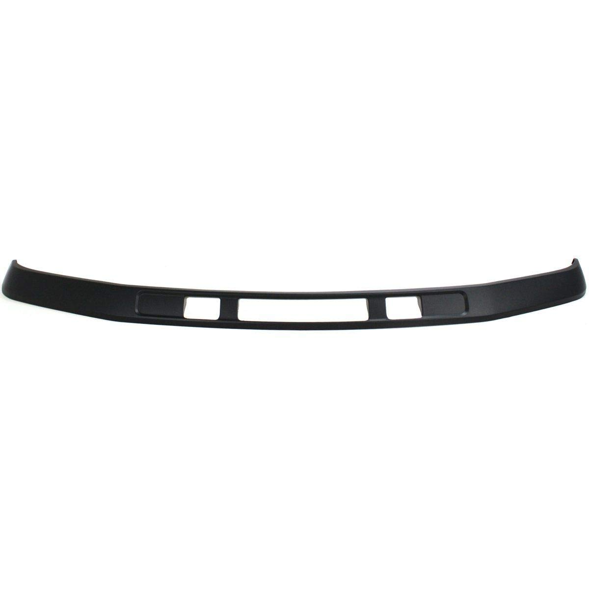 New Front Lower Valance For 2005-2007 F-Series Super Duty Textured FO1095219C CAPA Panel