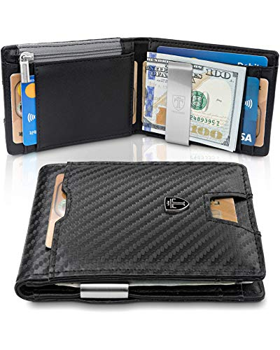 Money Clip Wallet for Coins