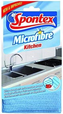 Spontex Lavette Microfibre Kitchen