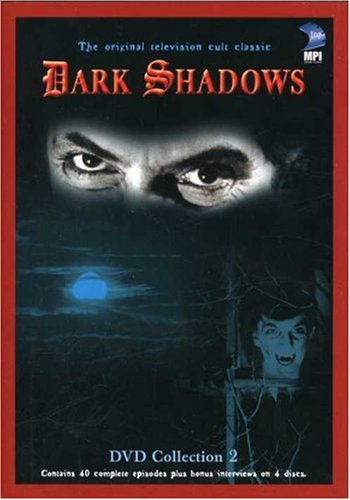 Dark Shadows DVD Collection 2 by MPI Home Video