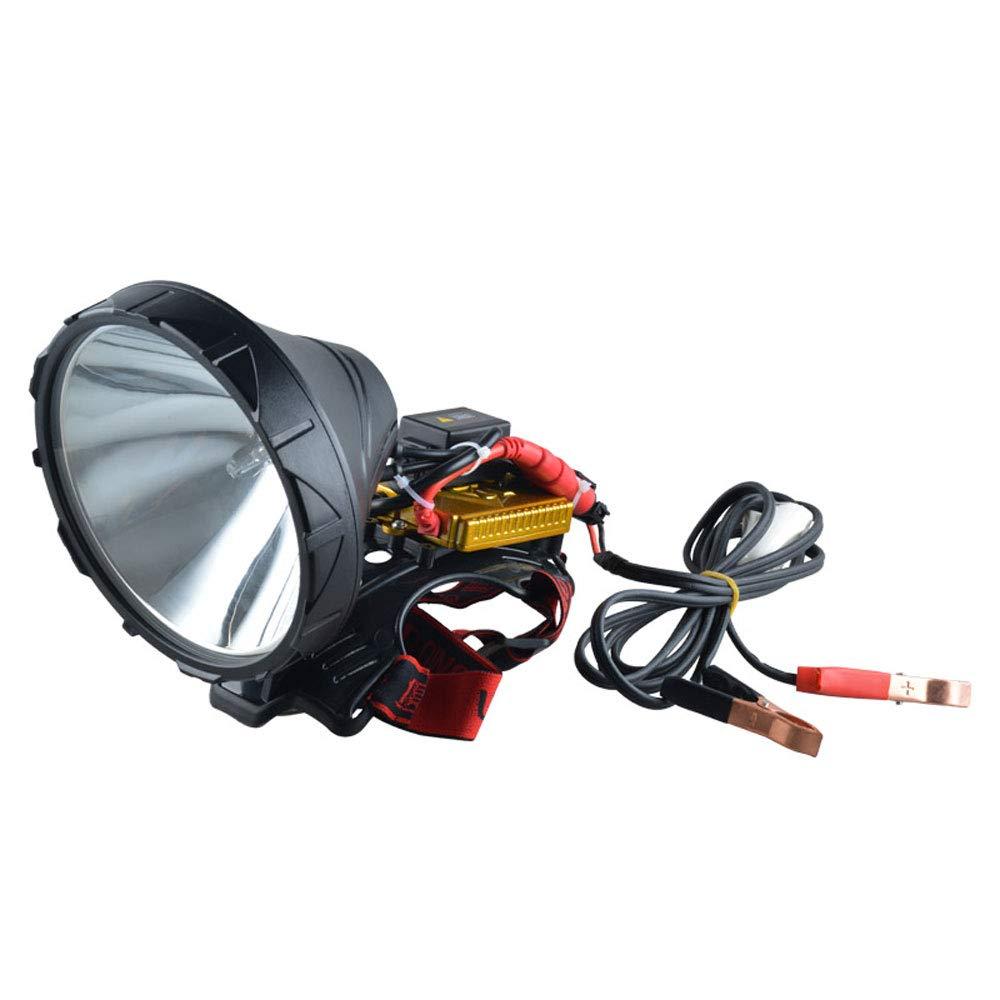75w  12 V Xenon mineur pour lampe à longue portée de Forte luminosité Searchlumière Pêche Chasse phares
