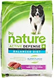 by Nature Active Defense Balanced Diet Dog Food - Lamb, Lentils and Duck - 22 Lb