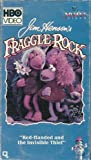 Fraggle Rock - Red Handed & The Invisible Thief [VHS]
