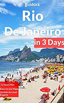 Rio Janeiro Days Detailed Itinerary ebook product image