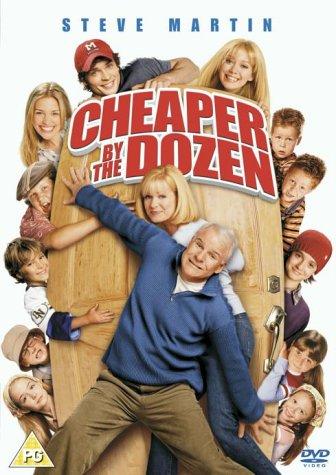 12 days of christmas review cheaper by the dozen - Steve Martin Christmas Movie