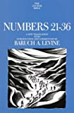 img - for Numbers 21-36 : a new translation with introduction and commentary (Anchor Yale Bible) book / textbook / text book