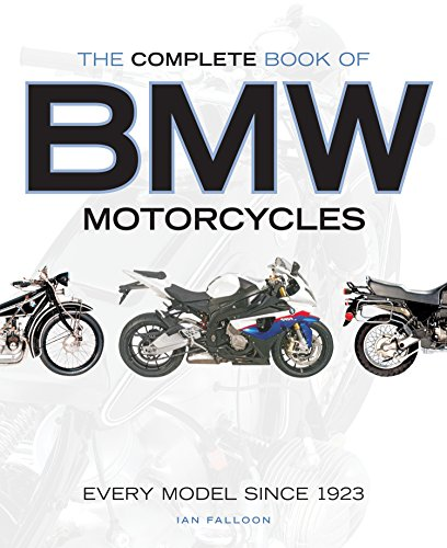 Pdf Transportation The Complete Book of BMW Motorcycles: Every Model Since 1923