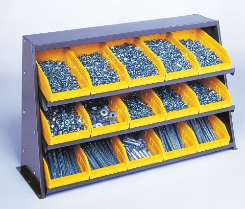 Bench Pick Rack Storage Systems Bin Dimensions: 4