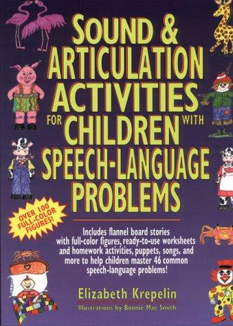 Sound & Articulation Activities for Children With Speech-Language ...