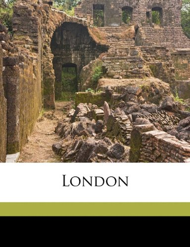Download London Volume 3 pdf