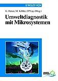Umweltdiagnostik Mit Mikrosystemen, Henze, 3527298460