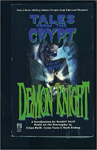 Tales From The Crypt Demon Knight Randall Boyll 9780671526962