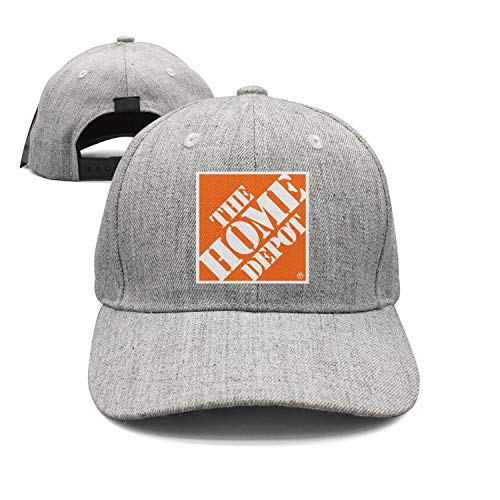 Mens Womens Trucker The-Home-Depot-Orange-Symbol-Logo-Stylish Travel Cap Hat