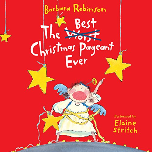 Bargain Audio Book - The Best Christmas Pageant Ever