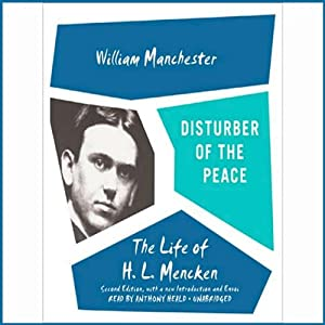 Disturber of the Peace Audiobook