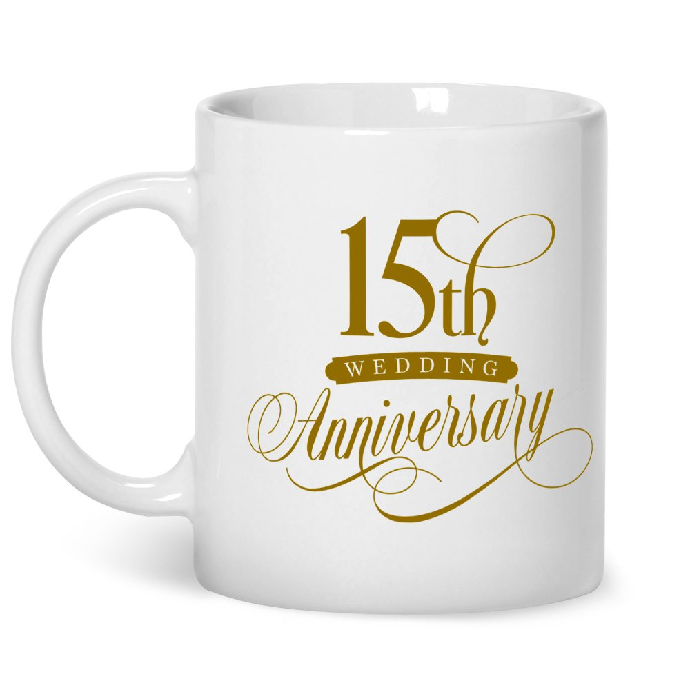 15th Wedding Anniversary Gifts: Amazon.co.uk