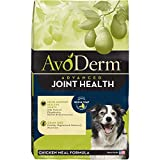 Avoderm Joint Health Grain Free Dry Dog Food, Chicken Meal Recipe, 24 Lb