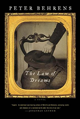 book cover of The Law of Dreams