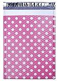 UCGOU #5 10.5x16-Inch Poly Bubble Mailer Self Seal