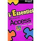 l'essentiel access version 2002 (poche)