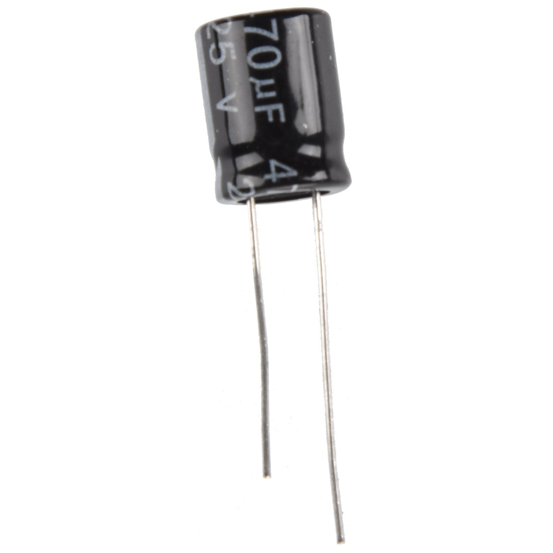 50 Pcs 470uF 35V Aluminum Electrolytic Capacitors 10x13mm SODIAL R