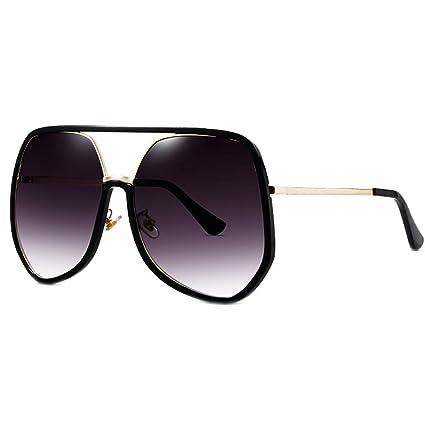 miaopai Gafas De Sol Polarizadas con Montura Grande Que ...