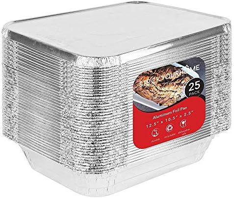 9x13 Aluminum Foil Pan Lid product image