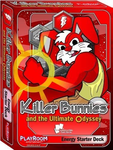Playroom Entertainment Killer Bunnies Odyssey Energy Starter