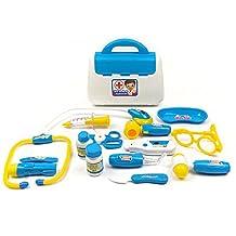 Doctor Medical Kits Pretend Play Toys Nursery Dentist Set For Toddler Girl Boys