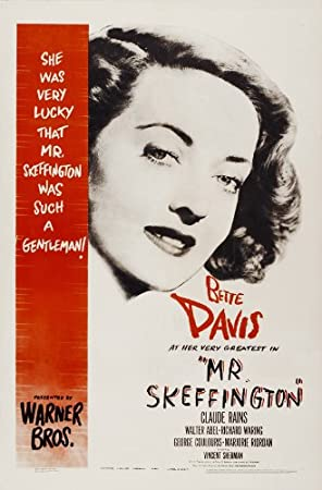 Amazon.com: Movie Posters Mr. Skeffington - 27 x 40: Posters & Prints