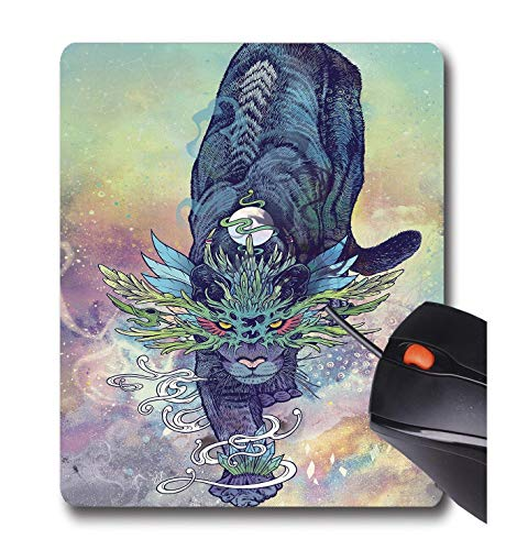 Melissa Dawn - Lilac Daydreams - Non-Slip Rubber Mousepad Gaming Mouse Pad - Daydream Lilac