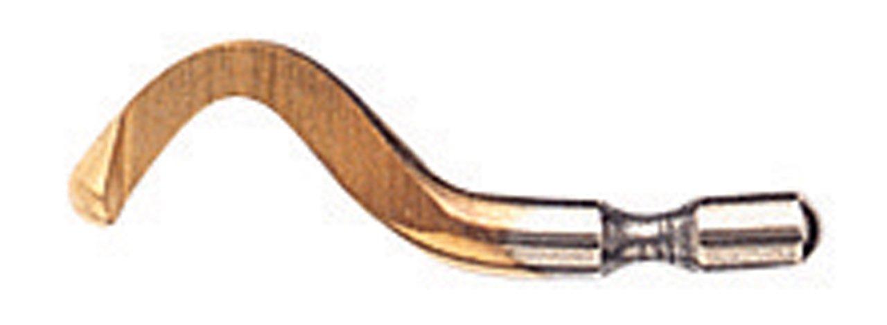 SHAVIV 29024 B30 TIN Coated Blades (B30P) (Pack of 10)