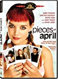 DVD : Pieces of April