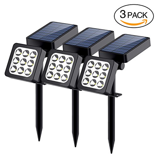Solar Powered Accent Lighting Landscape Light