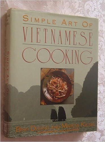 Simple Art of Vietnamese Cooking