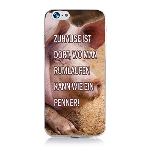 YW&F Gammler Dein Case für Apple iPhone 6