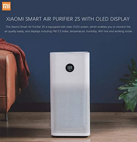 Xiaomi Air Purifier 2S White: Amazon.es: Electrónica