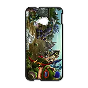 Wonderful anime world Cell Phone Case for HTC One M7