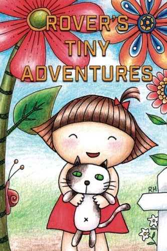 Rover's Tiny Adventures: Adult coloringbook... Cuteness Overload