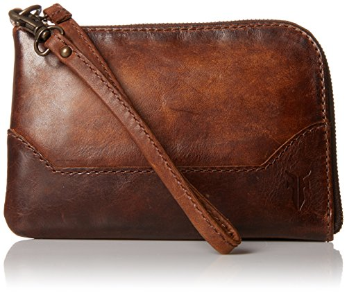 FRYE Melissa Leather Wristlet