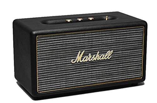 Marshall Stanmore Bluetooth Speaker, Black (4091627) by Marshall