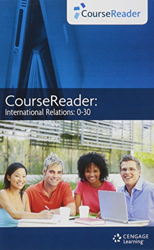 CourseReader 0-30: International Relations Printed Access Card