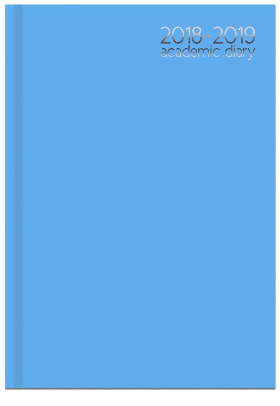 3887 Agenda tamaño A4, vista semanal, año académico 2018 ...