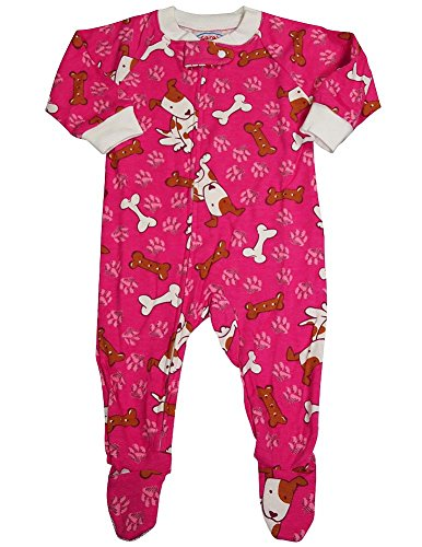 Saras Prints Sleeve Footed Coverall