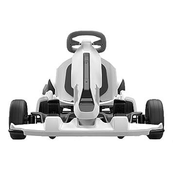 Chenyang86 Karting: Cuatro Ruedas Inteligente para una fácil instalación del Kart. (Color : Blanco): Amazon.es: Hogar
